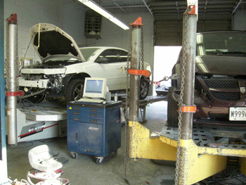 Auto Body clinton MD